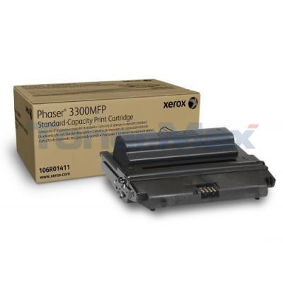 XEROX PHASER 3300MFP PRINT CARTRIDGE 4K